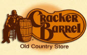 Cracker Barrel Logo.