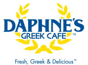 Daphnes Greek Cafe Logo.