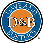 Dave & Busters Logo.