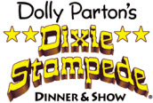 Dixie Stampede Logo.