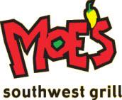 Moe's Southwest Grill Logo.