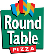 Round Table Pizza Logo.