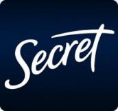 Secret Logo.