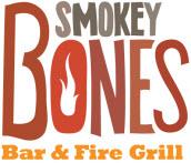 Smokey Bones Logo.